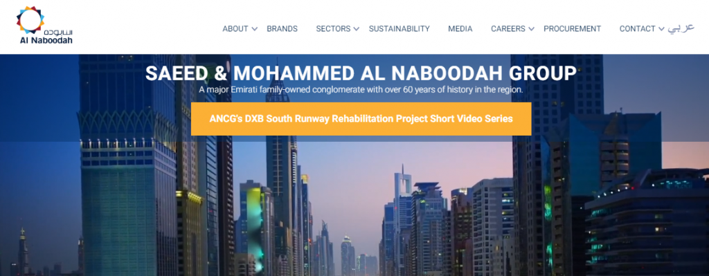 Al-Naboodah Constructing